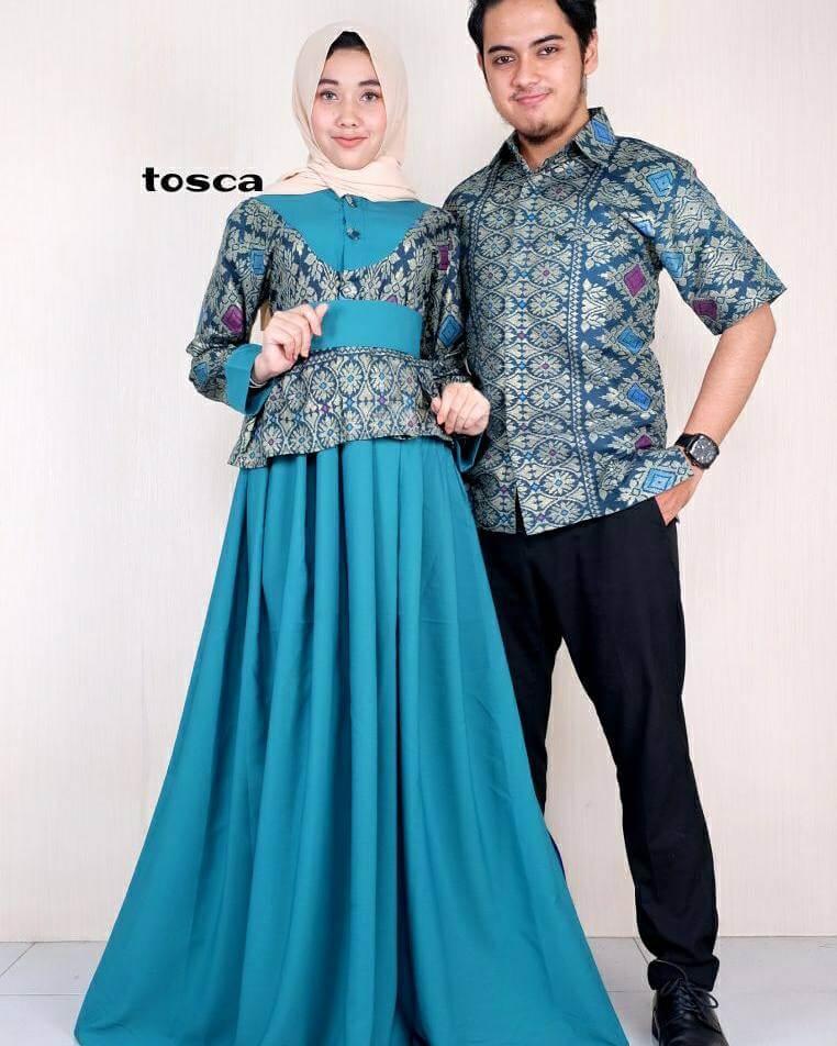 Model Baju Batik Couple Keluarga 2019 Model Baju Terbaru