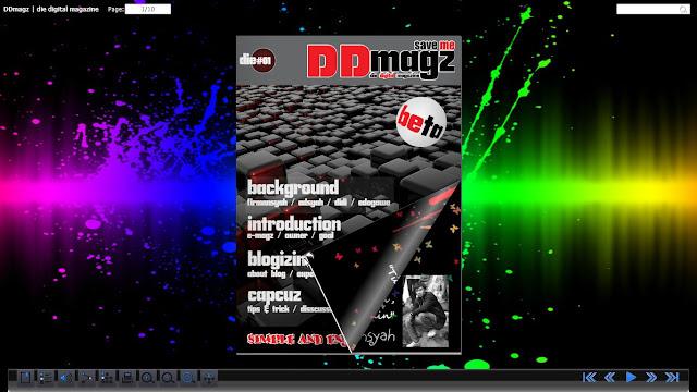 Majalah Digital DDmagz