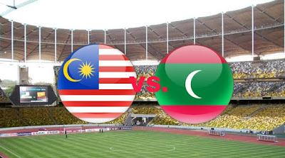 Live Streaming Malaysia vs Maldives Friendly Match 3.11.2018