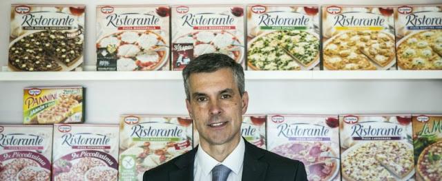 Primeira pizza de chocolate chega a Portugal