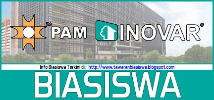 Tawaran Biasiswa PAM Inovar 2019