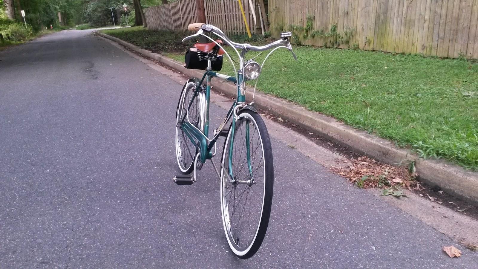 c131361e0de 1957 Schwinn Traveler - Bike Forums
