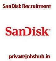 SanDisk Recruitment