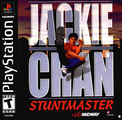 Review - Jackie Chan Stuntmaster - Playstation