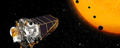 NASA's Kepler telescope presently found 2-planets that could support life
