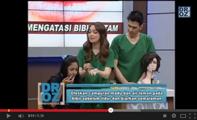 Tips Cara Mengatasi Bibir Hitam Dr. OZ Indonesia   Dr. OZ ...