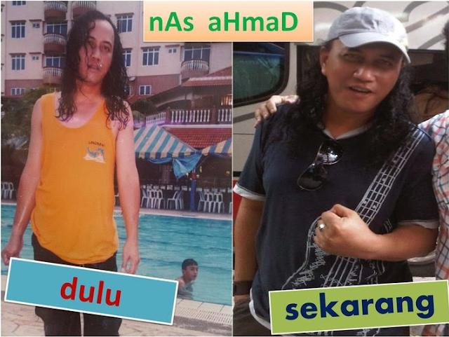 Dulu vs Sekarang Nas Ahmad