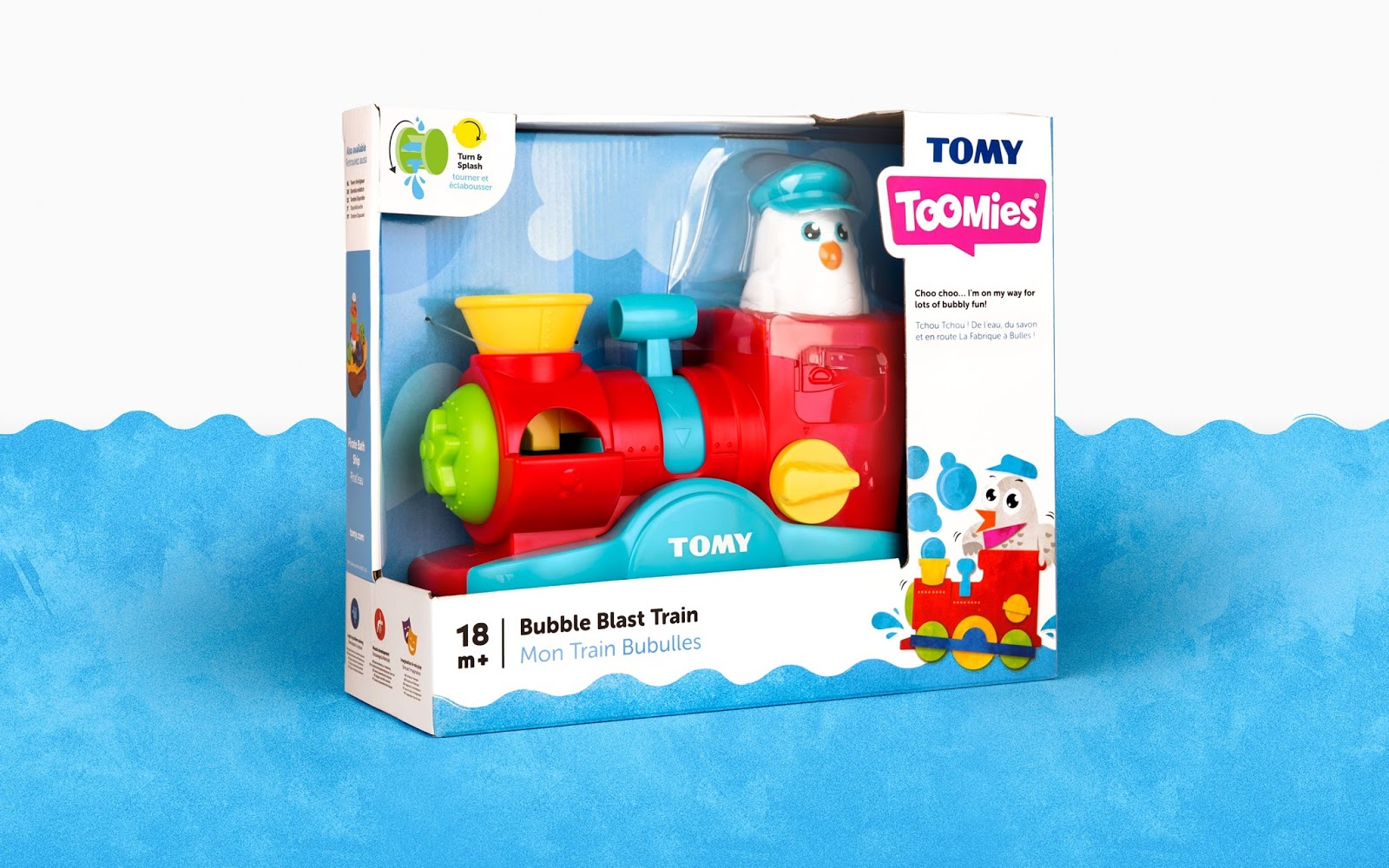 Tomy Infant and Toddler Rebrand on Packaging of the World - Creative ...