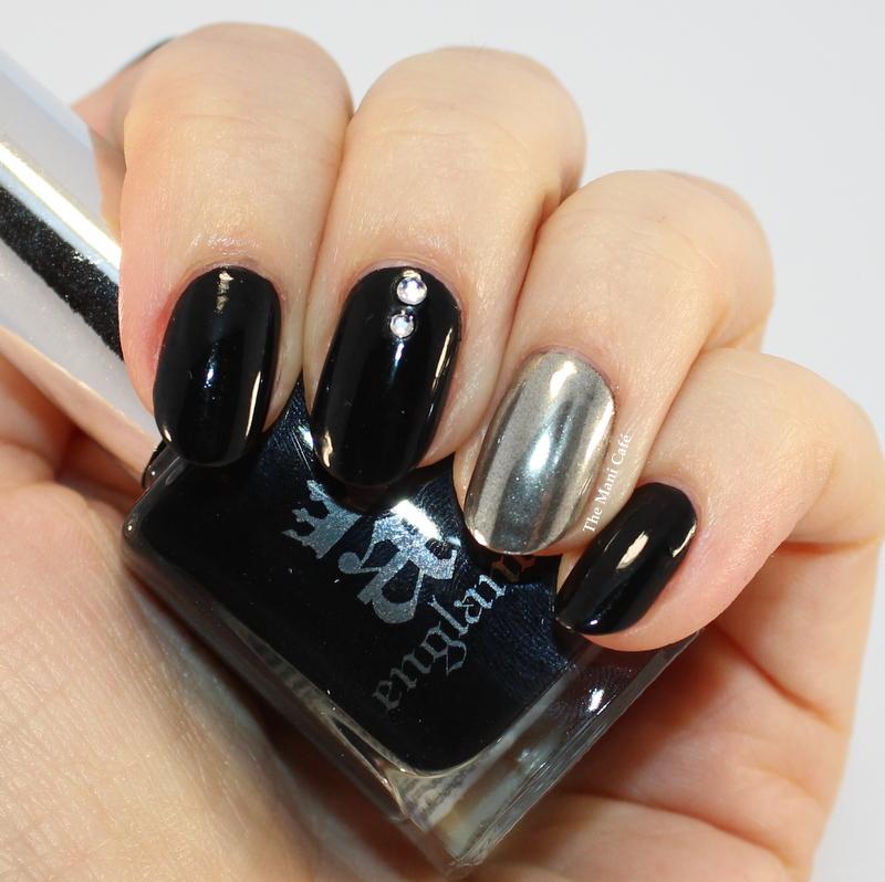 Chrome Nail Polish Designs
