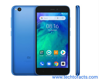 redmi go specification