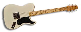 Το πρωτότυπο της κιθάρας του Leo Fender