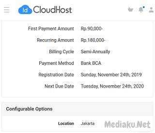 Pengalaman Menggunakan Hosting IdCloudHost