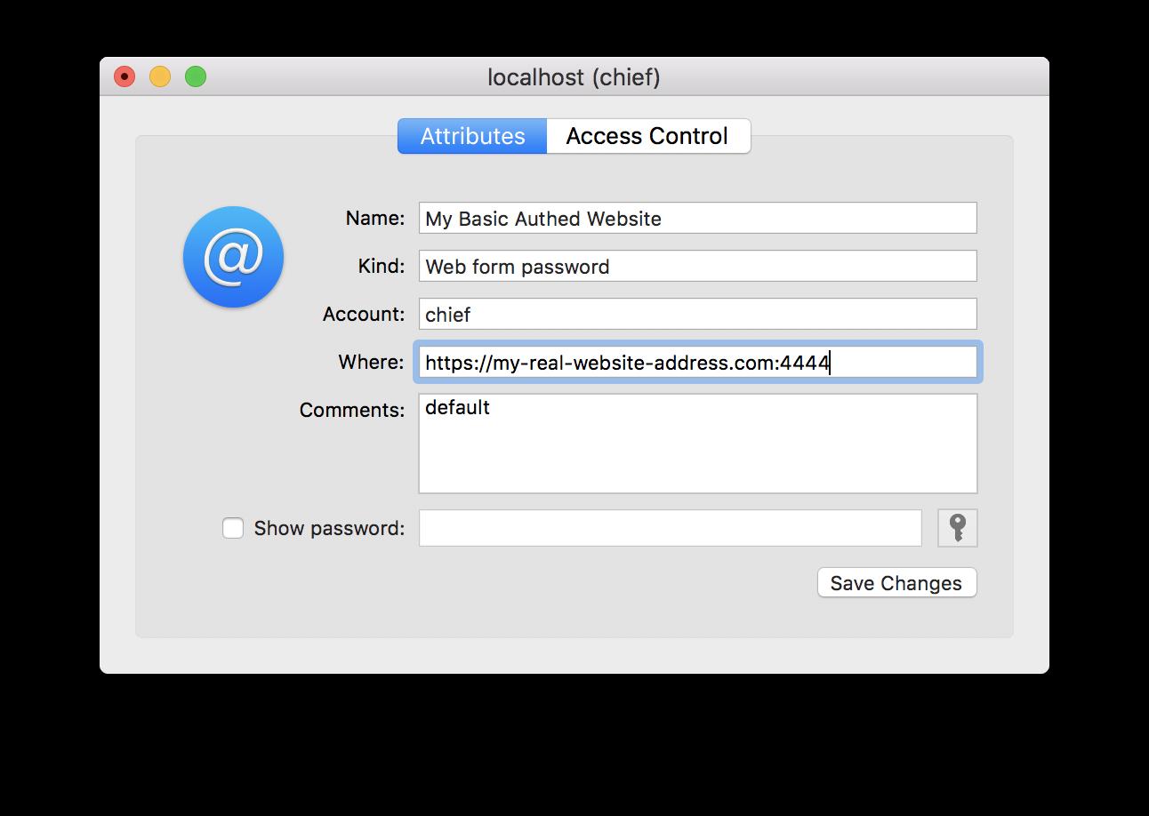 how to add icloud keychain