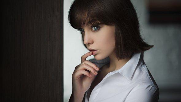 Sergey Fat 500px fotografia mulheres modelos fashion russa Olya Pushkina