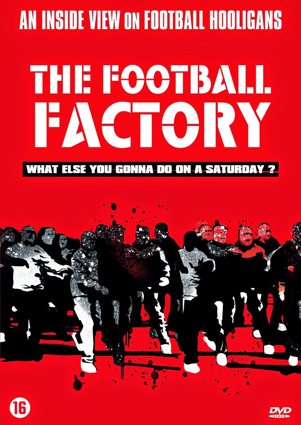The Football Factory (2004) ταινιες online seires xrysoi greek subs