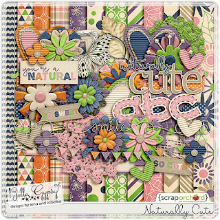 Naturally Cute by Bella Gypsy Designs