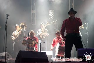 Fanfare Ciocarlia, Sziget, Festival, 2016, World Music Stage, Budapest, Obuda