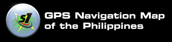 Schadow1 Expeditions GPS Navigation Map of the Philippines