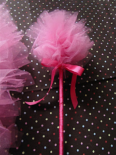 princess fairy wand DIY