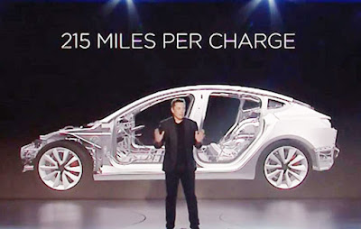 2017 Tesla Model 3: price, specs, pictures and release date