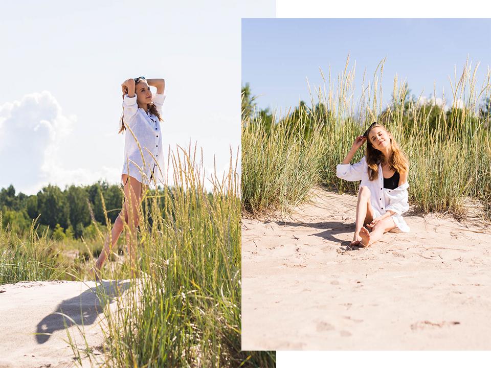 summer-photography-beach-linen-shirt-bikini-kesä-ranta-yyteri-pellavapaita