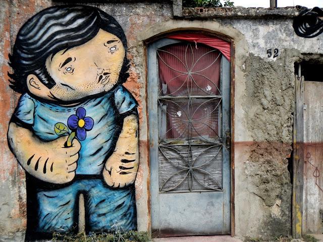 A cidade, a arte do graffiti e a poesia em livro