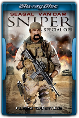 Sniper Special Ops Torrent 2016 1080p BluRay Legendado