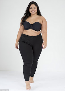 Girl bullied by body shamers becomes plus size model