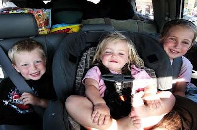 Cinco dicas de segurança para viagens com crianças