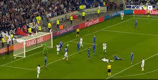 ملخص واهداف مباراة يوفنتوس وليون 18-10-2016 دوري أبطال أوروبا