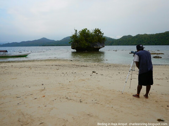 ecotourism attractions in Indonesia's Raja Ampat islands