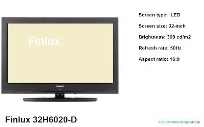 Finlux 32H6020-D review