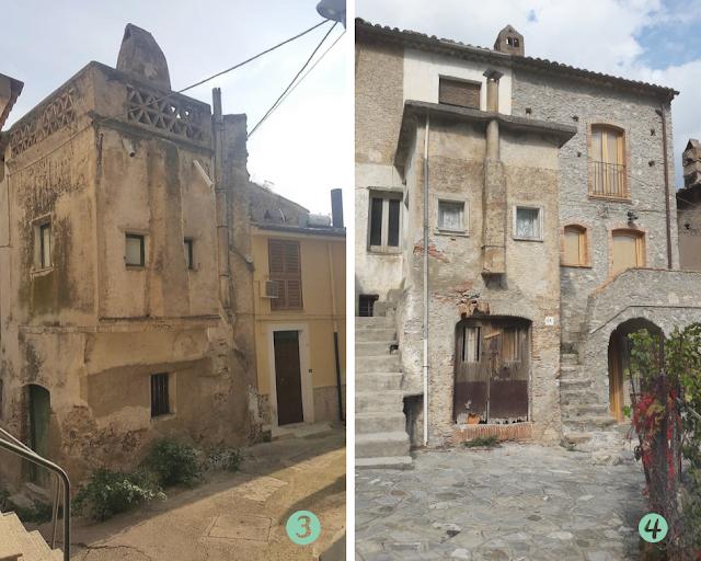 Case Kodra a Civita in Calabria