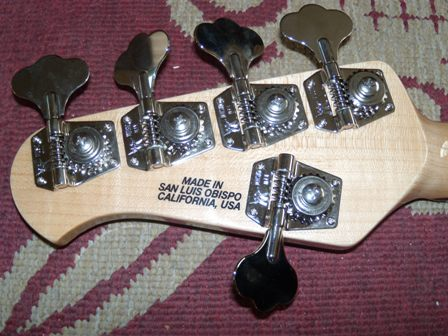 rex and the bass 2008 ernie ball musicman sterling 5 hh electric bass review. Black Bedroom Furniture Sets. Home Design Ideas