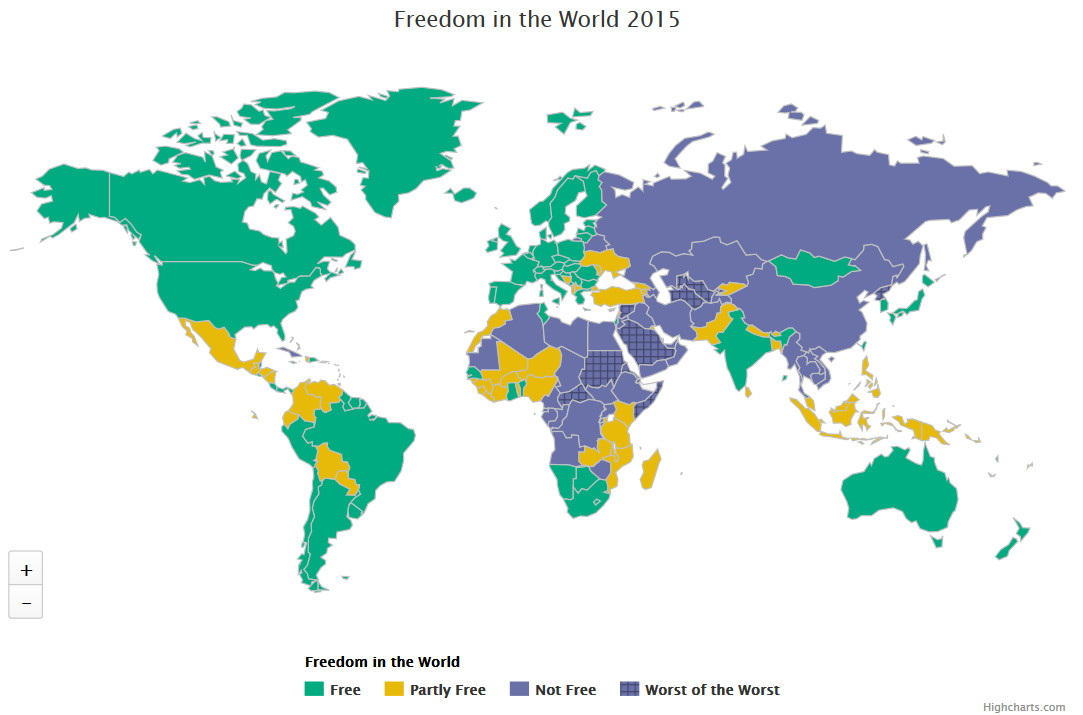 Freedom in the World (2015)
