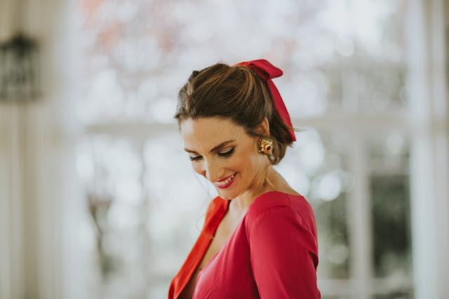 lazo invitada boda perfecta blog a todo confetti fiesta vestido