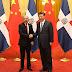 Presidente Danilo Medina y homólogo chino, Xi Jinping, sostienen reunión de trabajo