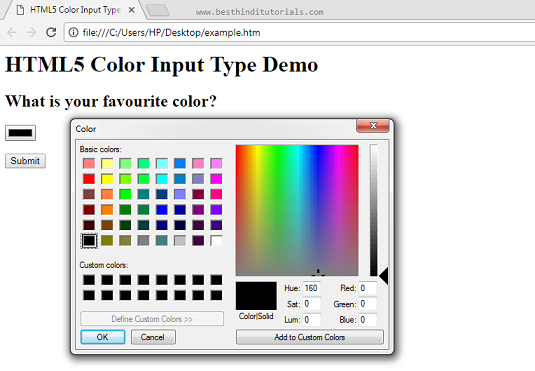 HTML5-color-input-type-example-in-Hindi
