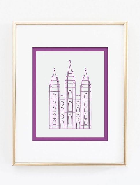 modern temple, lds, mormon temple