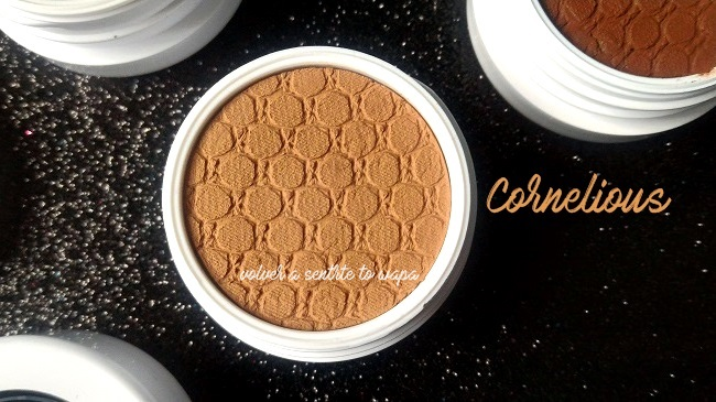 COLOURPOP | Cuarteto Peachy Keen - Swatches & Review - CORNELIOUS