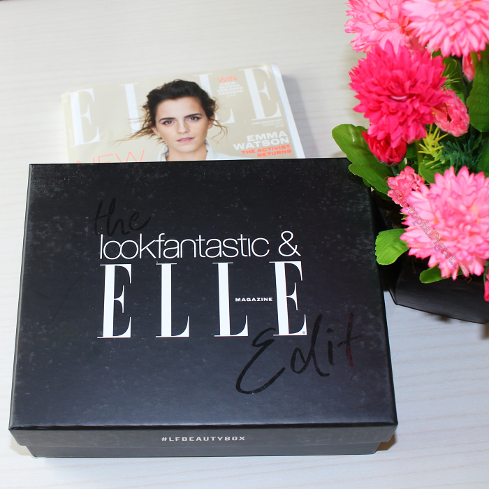 LookFantastic Beauty Box March 2017: The Elle Edit