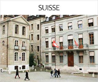 My Travel Background : Voyage Europe Suisse