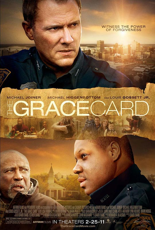 The Grace Card (2010) DVDRip Latino