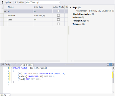 SQL Server local en Core - Christian Amado