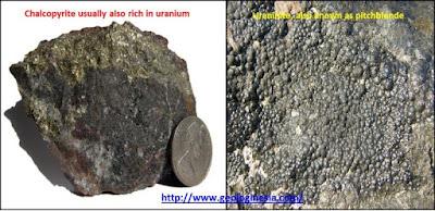 uranium dan uraninite