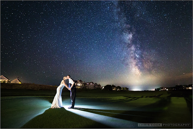 Cape Cod wedding blog photo from Chris Cook Photography about Sam & Dan sneak peek – New Seabury wedding