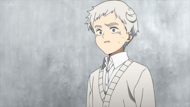 انمى Yakusoku no Neverland حلقة 8 مترجم اون لاين