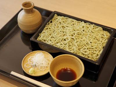 Soba (rekomendasi wisata kuliner populer jepang)