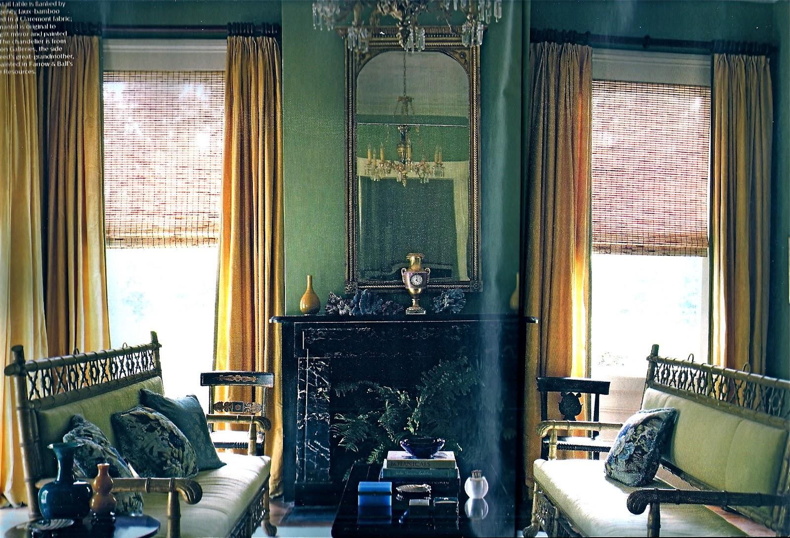 T h e  V i s u a l  V a m p  New Orleans Home Featured In Elle Decor