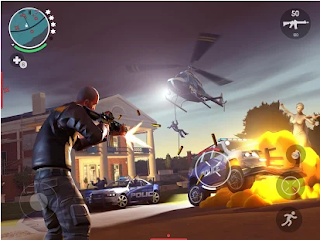 Gangstar New Orleans Apk Mod Unlimited Ammo For on android